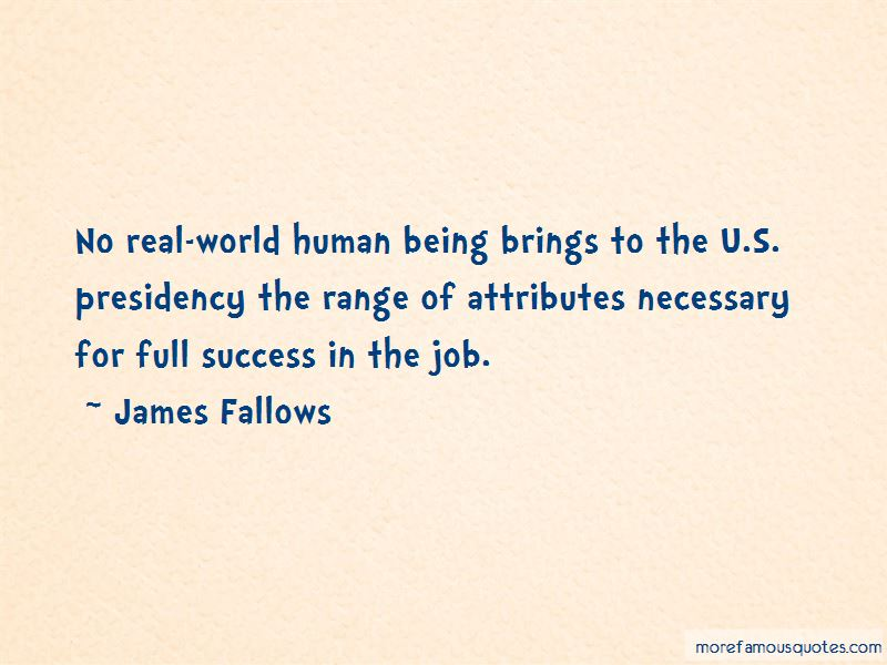 Quotes About The Us Presidency