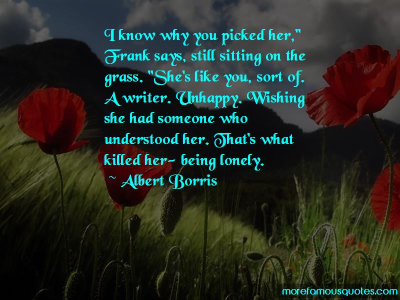 Quotes About Wishing Someone Understood You