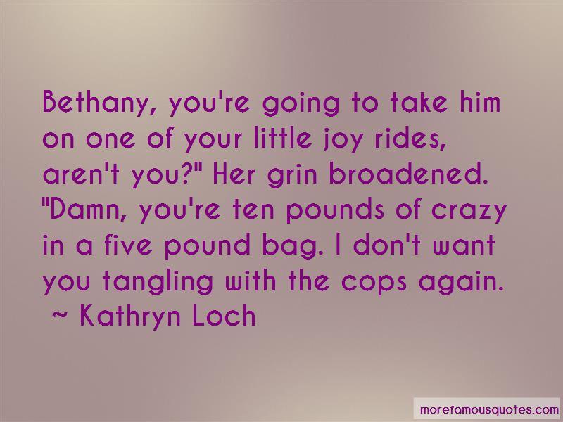 Bethany Joy Quotes