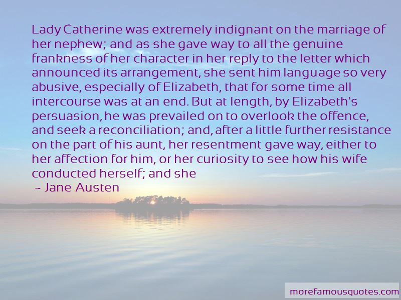 Quotes About Reconciliation For Marriage