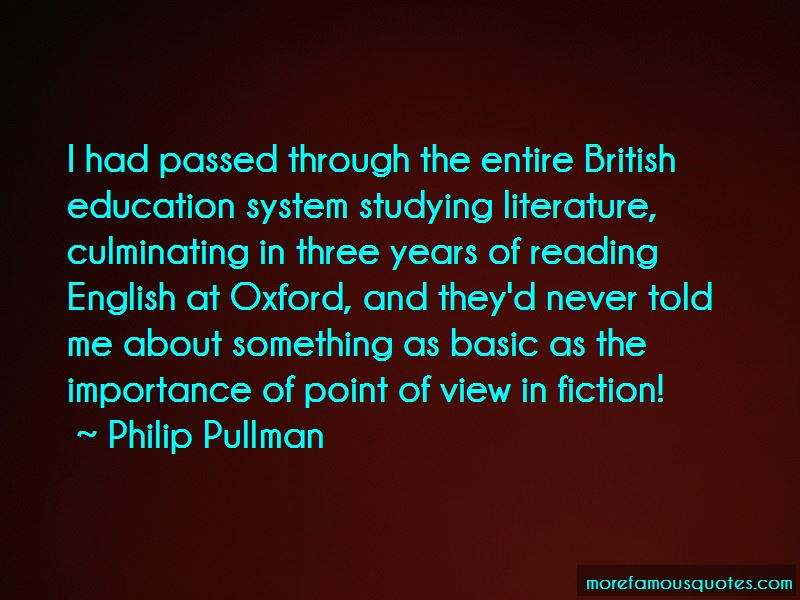 The Importance Of English Literature Quotes Pictures 2