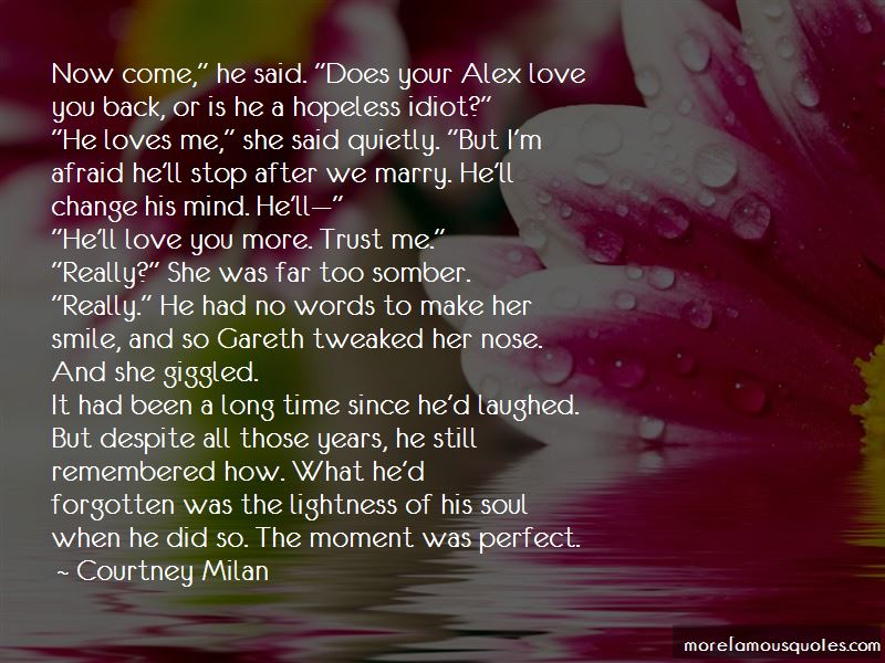 After Long Time Love Quotes