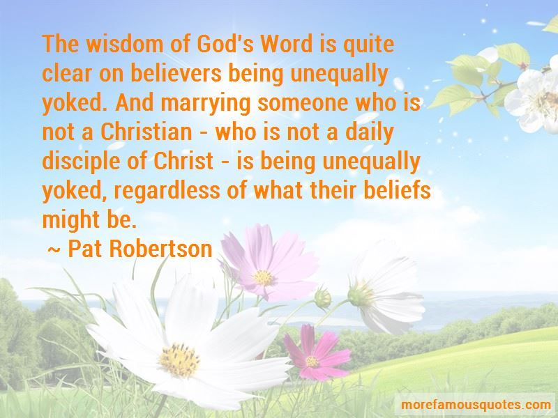 Christian Word Of Wisdom Quotes
