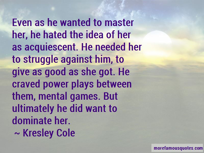Dominate Her Quotes