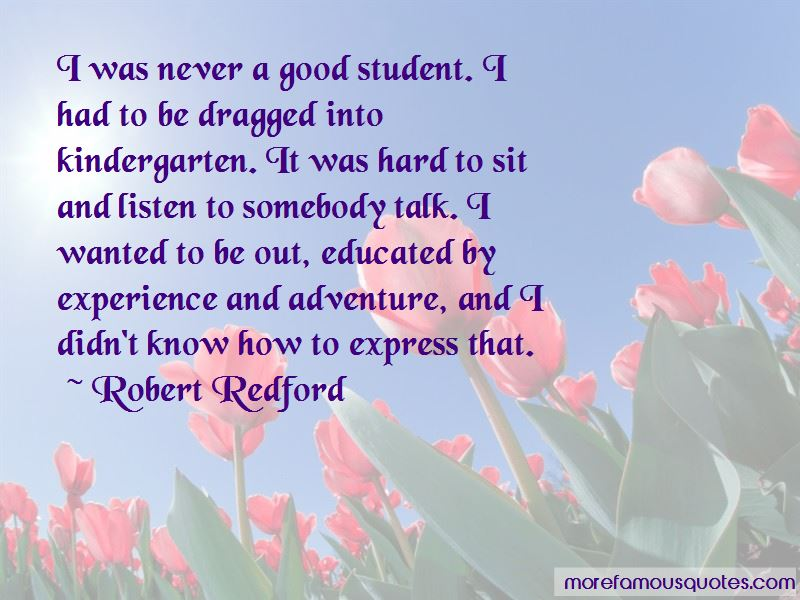 Experience And Adventure Quotes