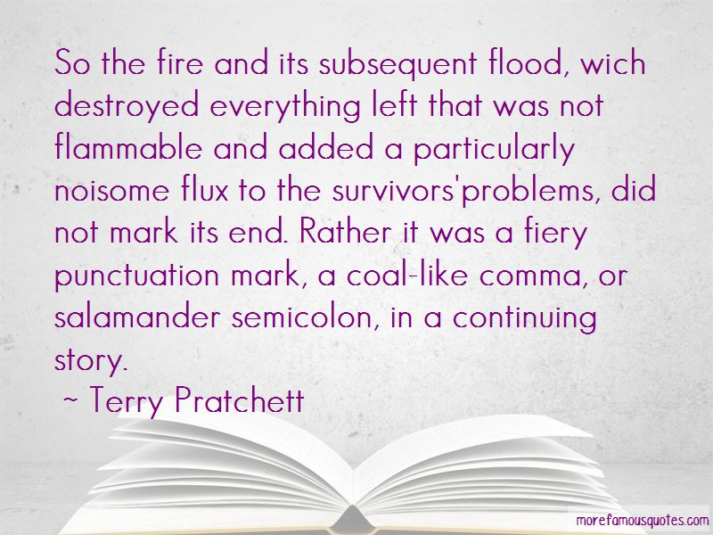 Flammable Quotes