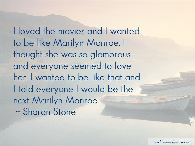 Glamorous Love Quotes