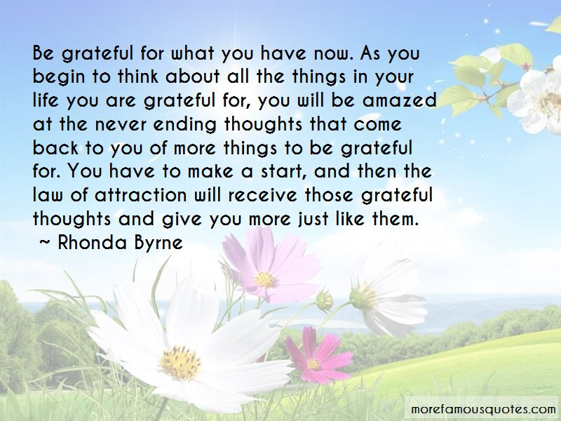 Grateful For You Quotes