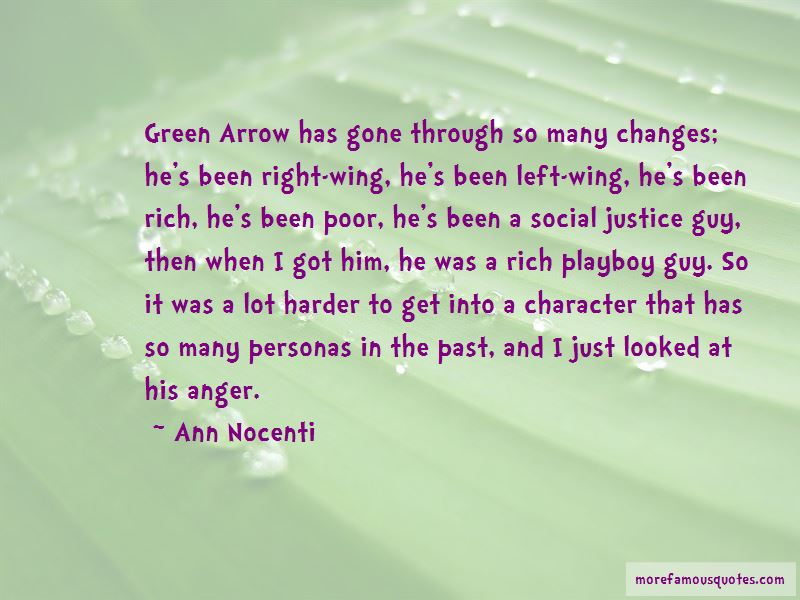 Green Wing Guy Quotes