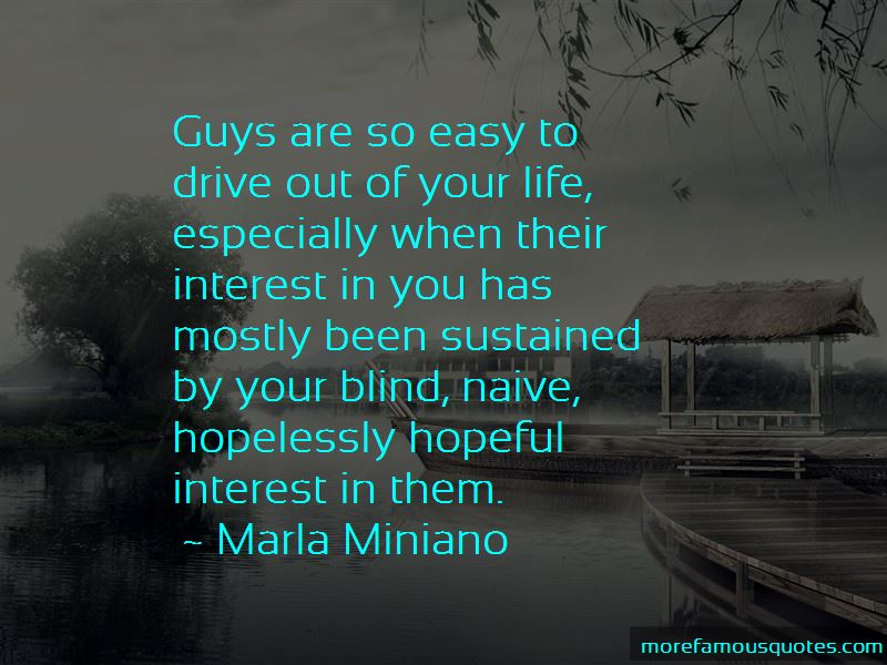 Hopelessly Hopeful Quotes