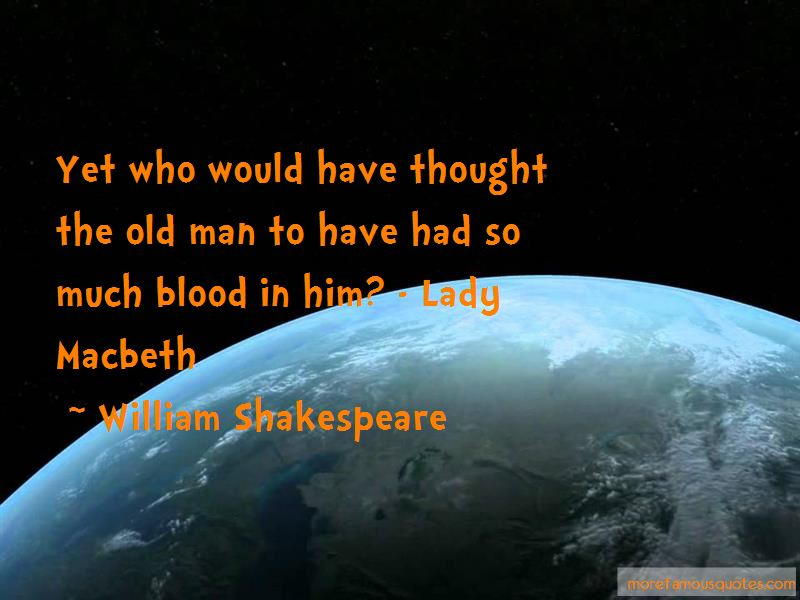 Lady Macbeth Blood Quotes Pictures 2