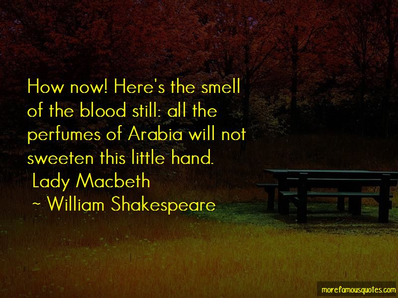 Lady Macbeth Blood Quotes Pictures 3