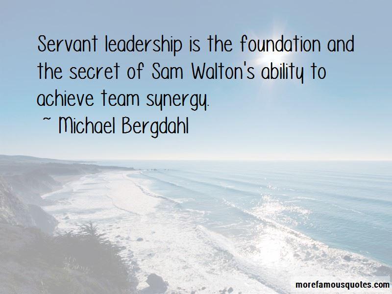 Leadership Servant Quotes