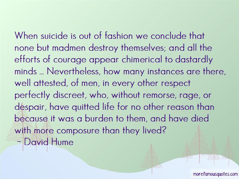 Life Discreet Quotes