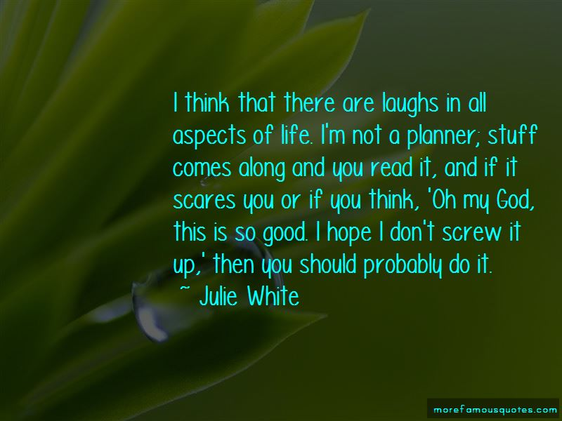 Life Planner Quotes