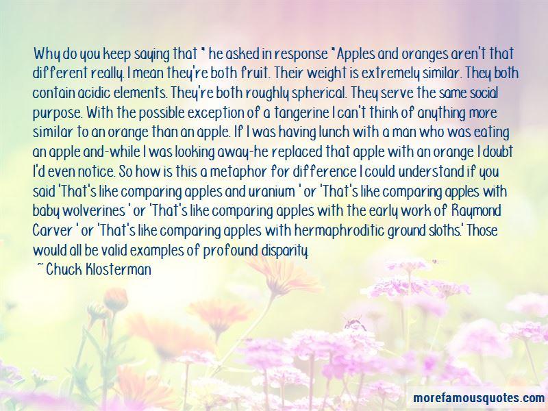 Metaphor Examples Quotes