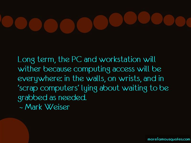 My Workstation Quotes Pictures 2