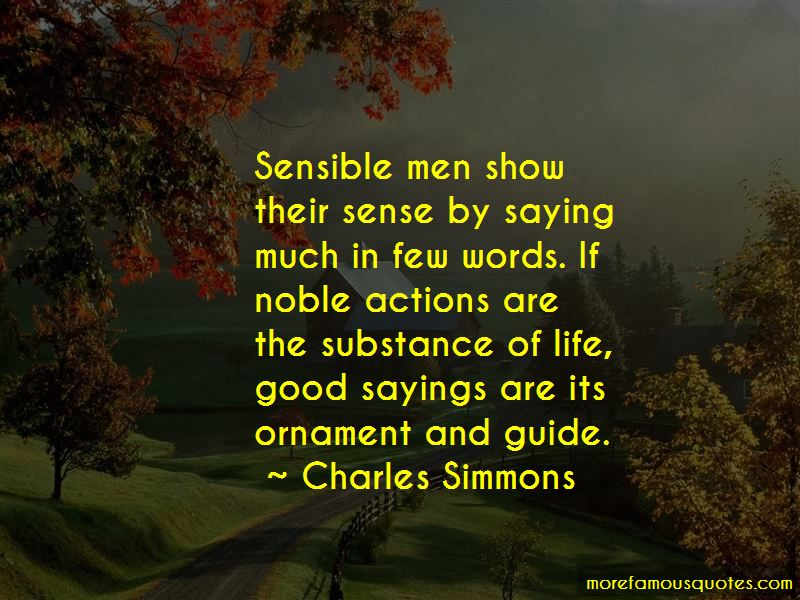 Noble Sayings Quotes Pictures 3