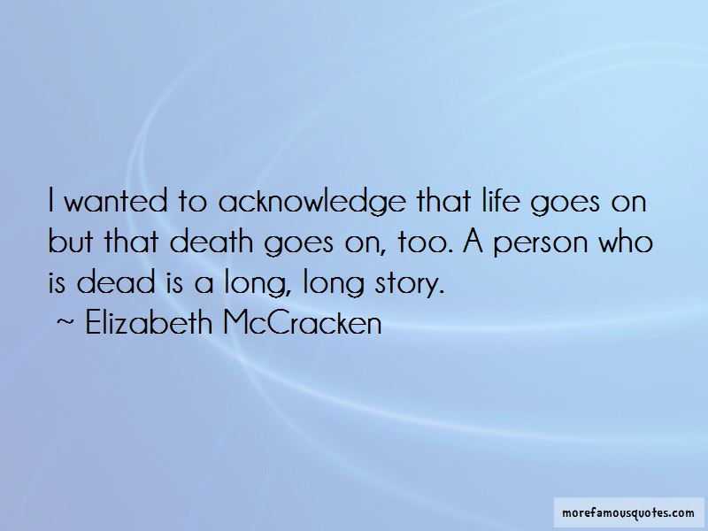 A Person Who Is Dead Quotes Pictures 3