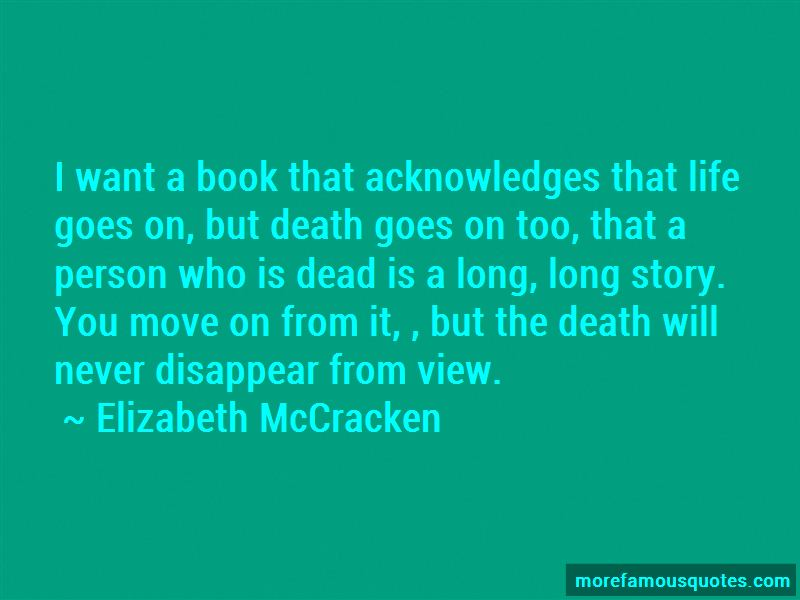 Quotes About A Person Who Is Dead