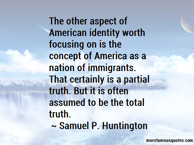 Quotes About American Identity
