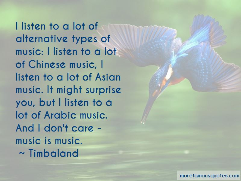 Quotes About Arabic Music