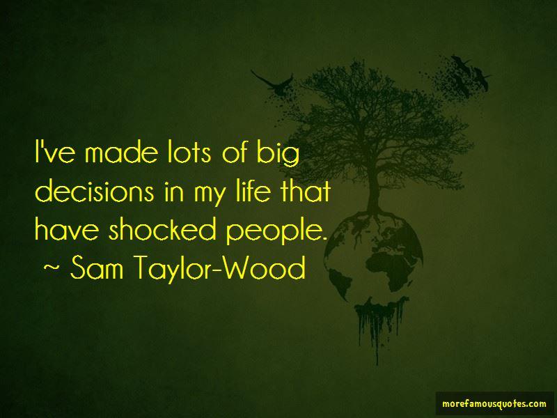 Big Decisions Quotes Pictures 4