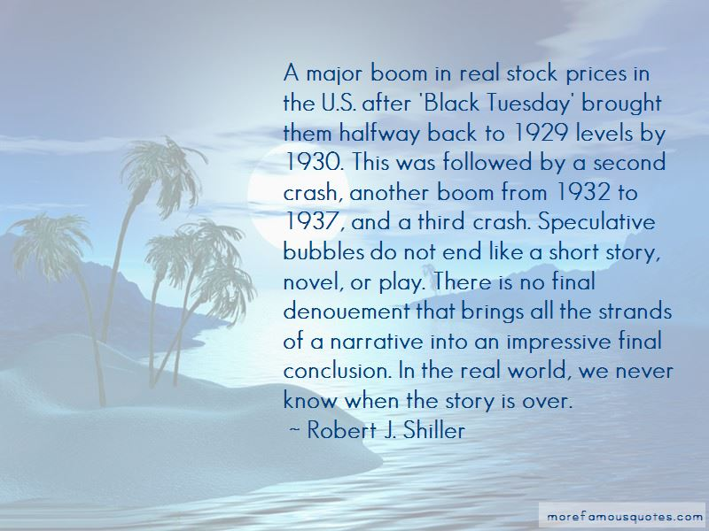 Quotes About Black Tuesday 1929