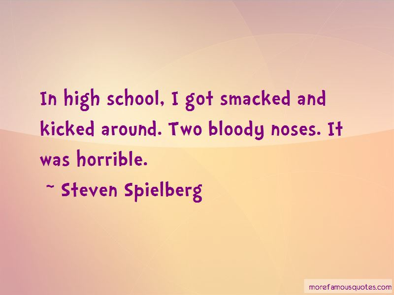 Bloody Noses Quotes Pictures 3