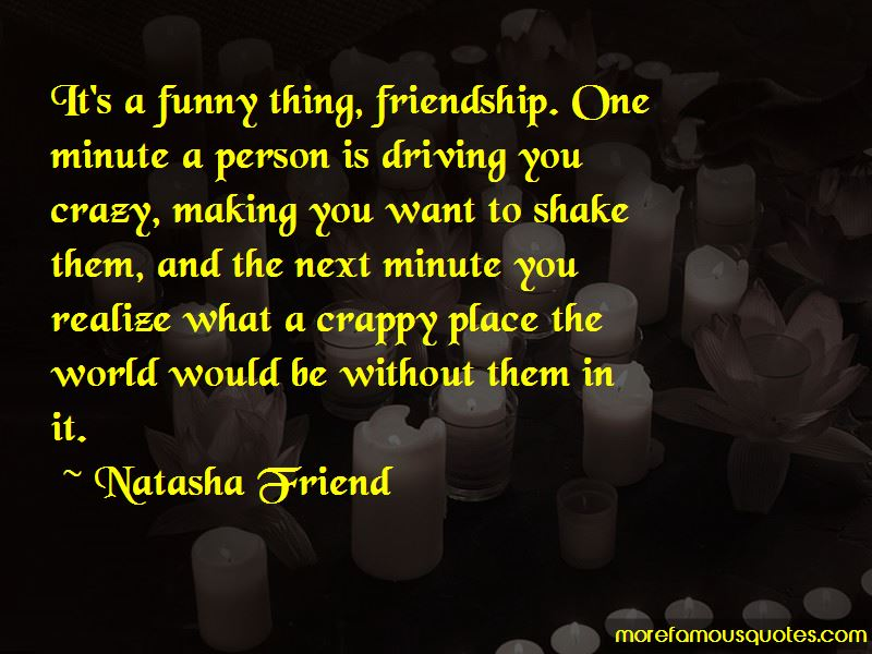 Quotes About Crappy Friendship