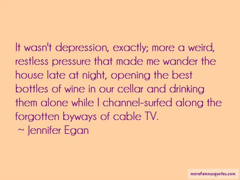 Drinking Wine Alone Quotes Pictures 3
