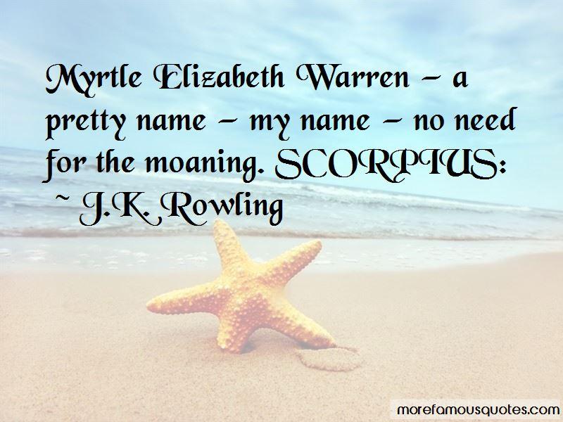 Quotes About Elizabeth Warren