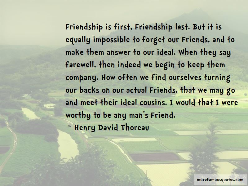 Farewell Friendship Quotes Pictures 2