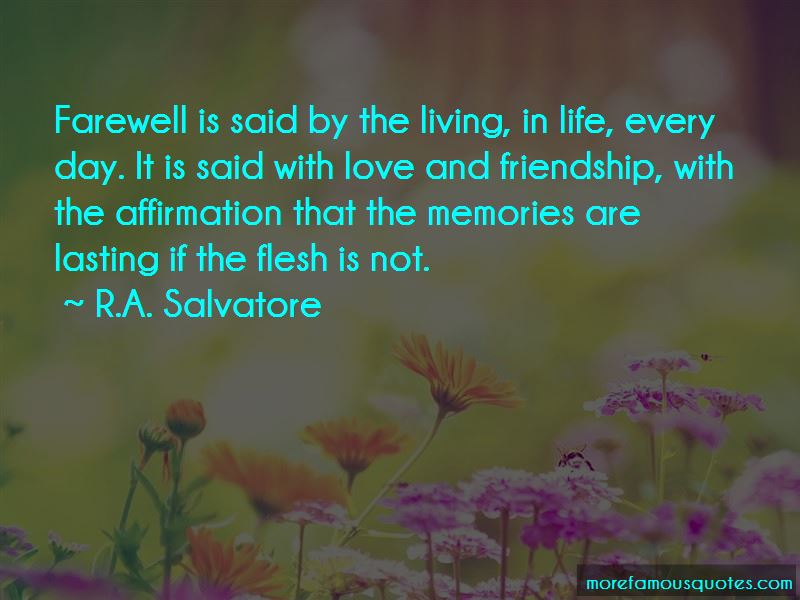 Quotes About Farewell Friendship