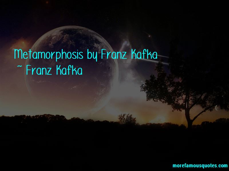 Quotes About Franz Kafka
