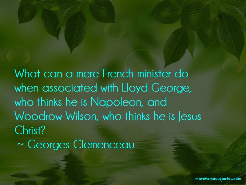 Quotes About George Wilson