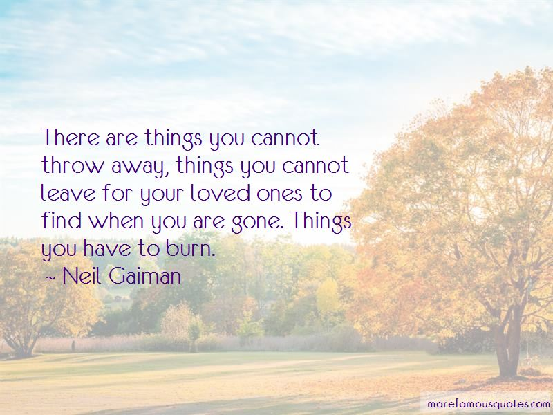 Quotes About Gone Loved Ones