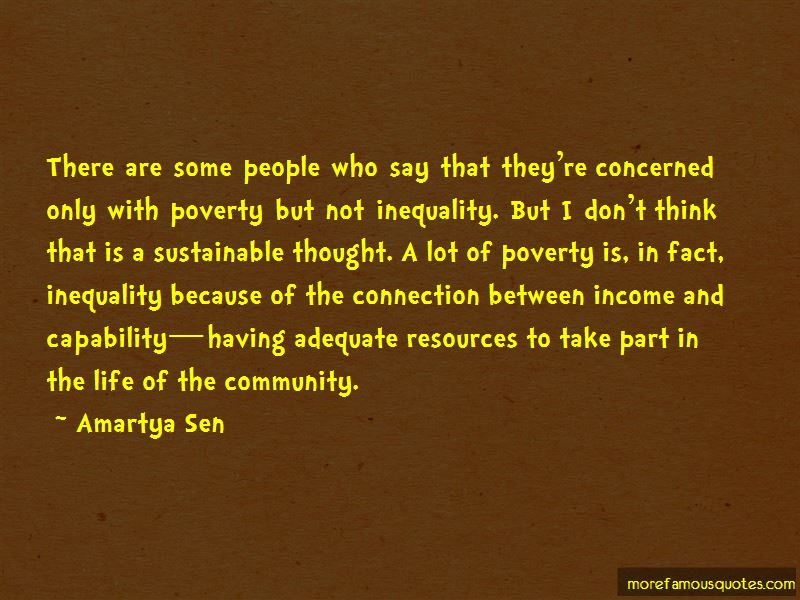 Inequality And Poverty Quotes Pictures 3