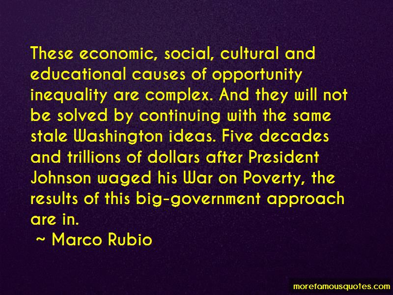 Inequality And Poverty Quotes Pictures 4