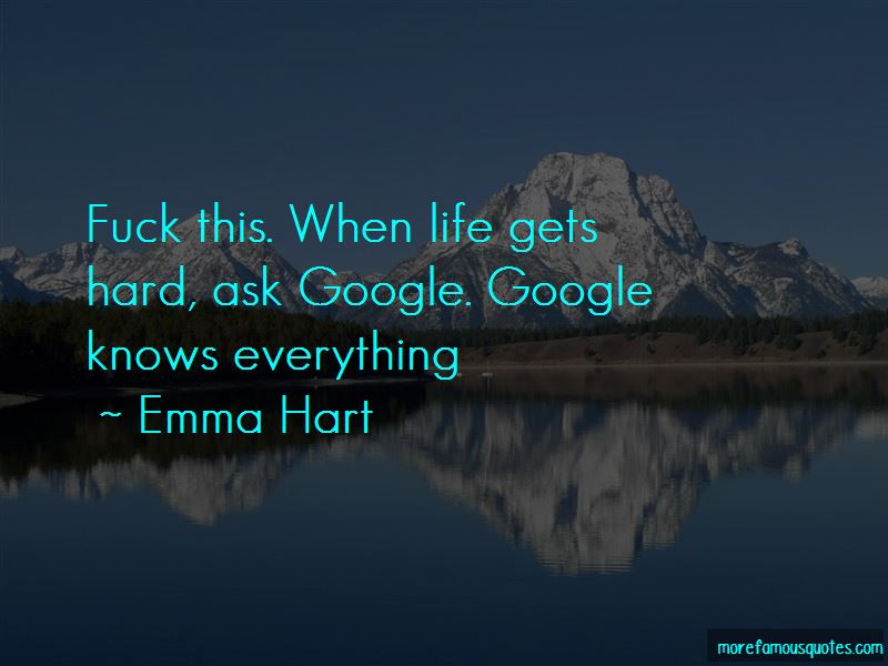 Life When It Gets Hard Quotes Pictures 2
