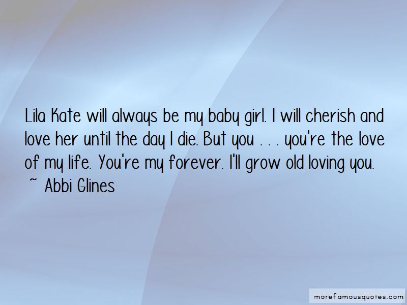 Quotes About My Baby Girl