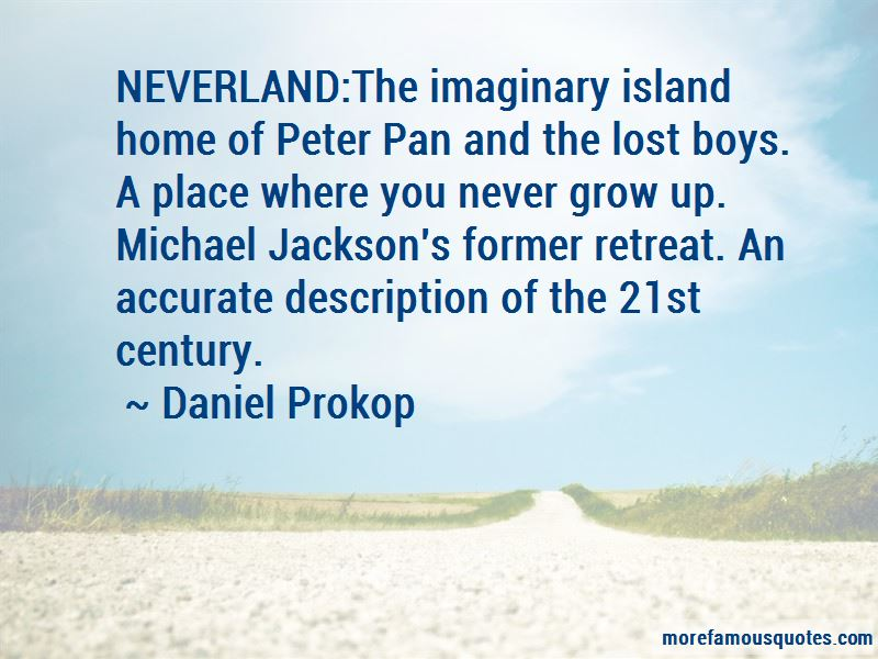 Neverland In Peter Pan Quotes Pictures 2