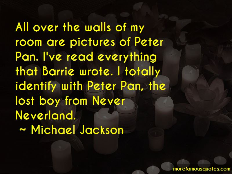Quotes About Neverland In Peter Pan