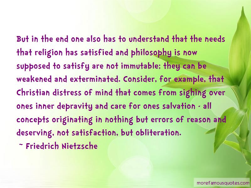 Quotes About Not Satisfaction