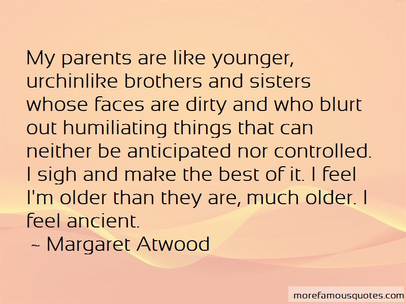 Older Sisters And Younger Brothers Quotes Pictures 2
