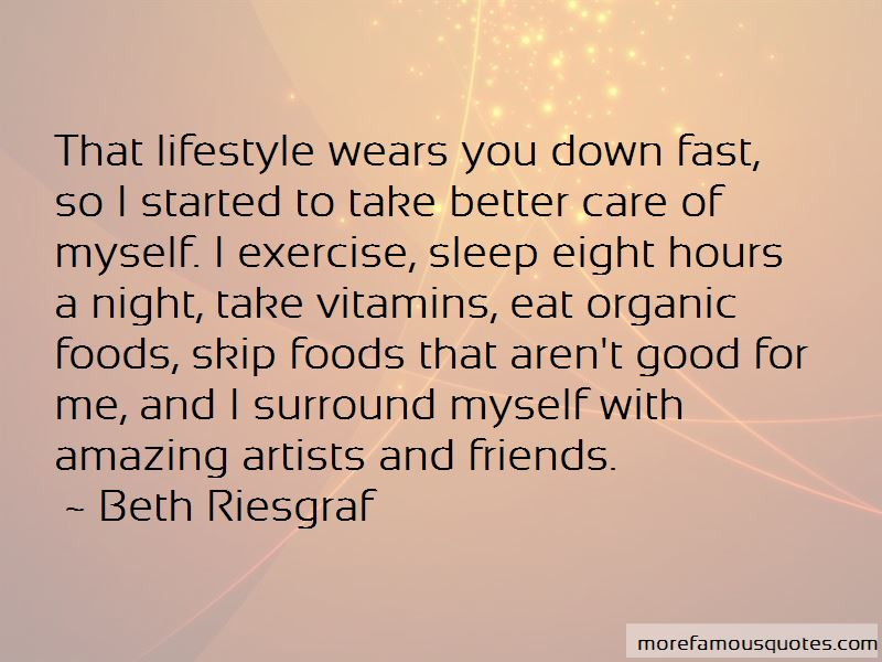 Organic Lifestyle Quotes Pictures 3