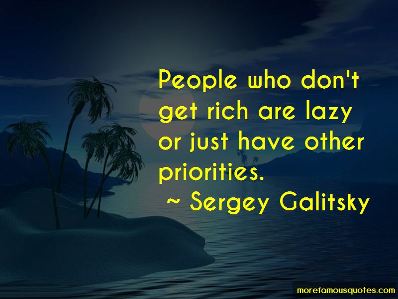 Priorities Quotes Pictures 4