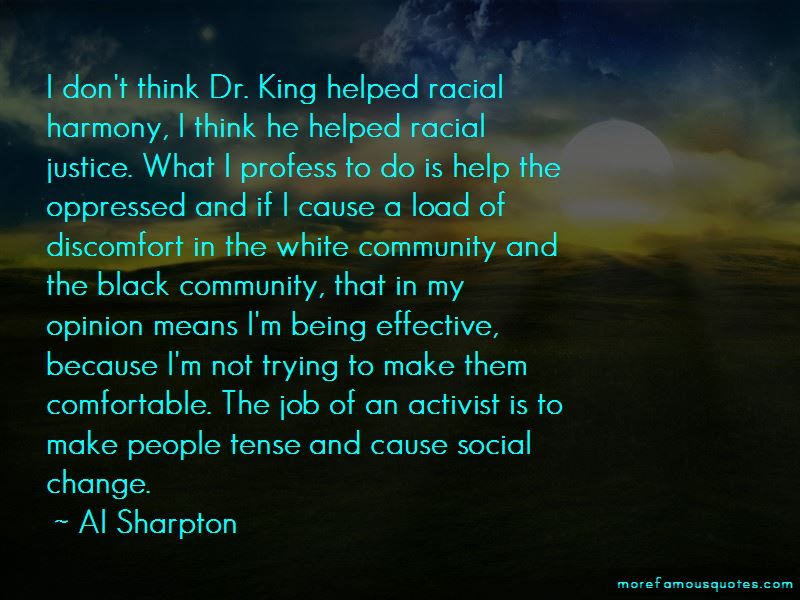 Quotes About Racial Harmony