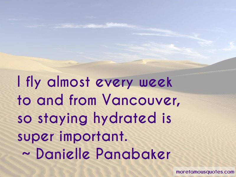 Quotes About Staying Hydrated
