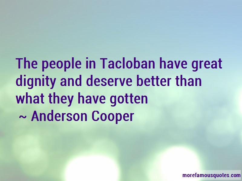Quotes About Tacloban